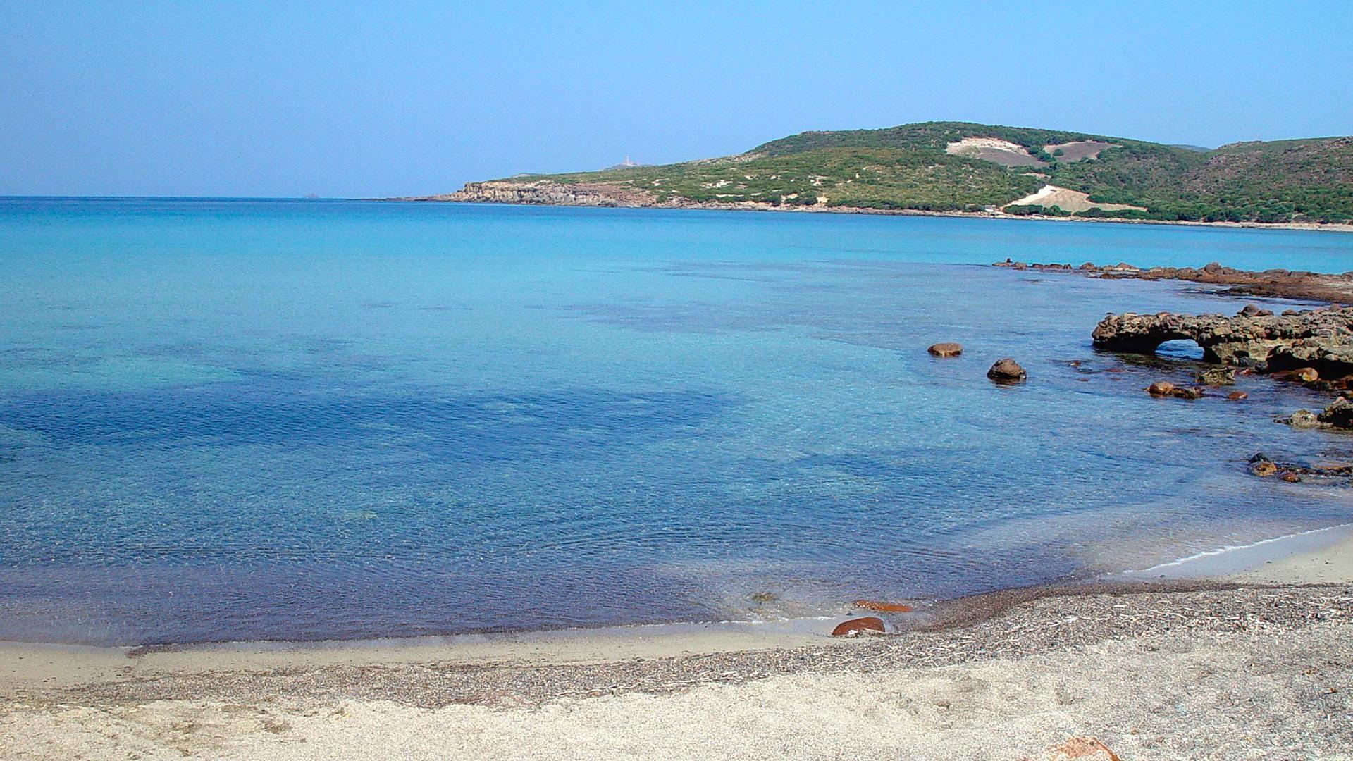 Isola di San Pietro, La-Caletta.