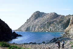 Isola di San Pietro, Cala Fico.