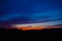 B&B Lavialattea, Il-faro-al-tramonto.