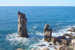 Isola di San Pietro, Le-Colonne.