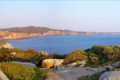 Isola di San Pietro, Lo Spalmatore-da-Capo-Sandalo.